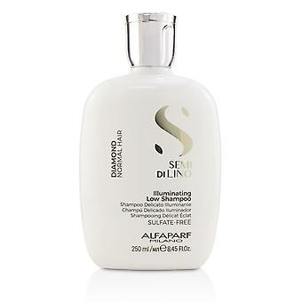 Semi di lino diamanterbeleuchtung niedriges Shampoo (normales Haar) 222718 250ml/8.45oz