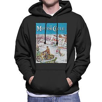 BSA The Motor Cycle Men's Hooded Sweatshirt