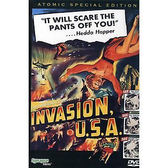 Invasion U.S.a. [DVD] USA import