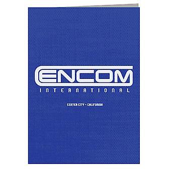 Encom International Tron Greeting Card