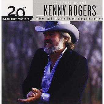 Kenny Rogers - Millennium Collection: 20th Century Masters [CD] USA import