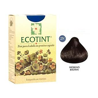 Brown Hair Dye (2N) 130 ml