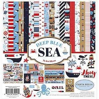 Carta Bella Deep Blue Sea 12x12 Inch Collection Kit