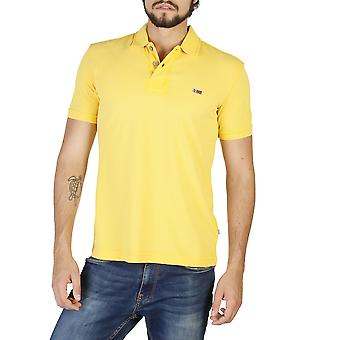 Napapijri n0yhdxya1 men's shorts sleeves polo shirts