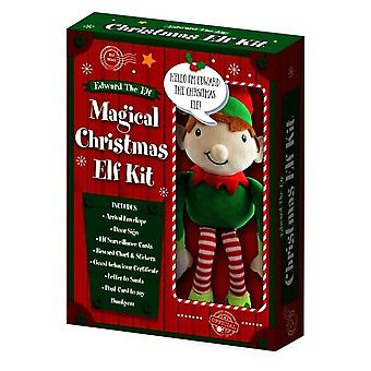 Eurowrap Magical Christmas Elf Kit