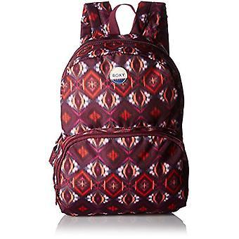 Roxy Women's Always Core Canvas Backpack, Grapewine Gerona Nights