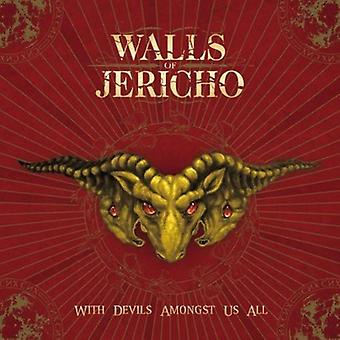 Walls of Jericho - With Devils Amongst Us All [CD] USA import