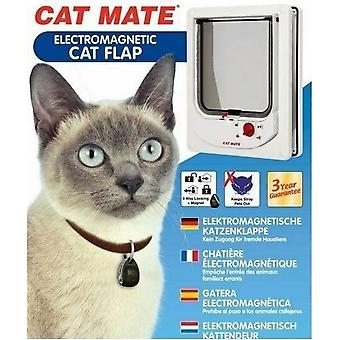 Cat Mate Small Electromagnetic Cat Flap With Collar Magnet