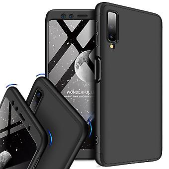 Hard Mobile Shell in Plastic for Samsung Galaxy A7 (2018) Hard-Plastic Mobile Armor