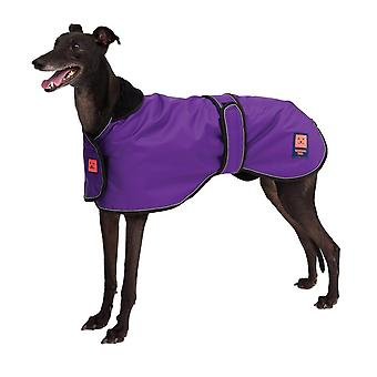 Manteau imperméable à l'eau de la douche greyhound