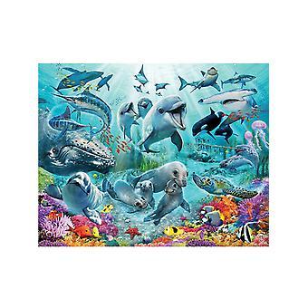 Walltastic Unter dem Meer Wandbild 2,44m x 3,05m