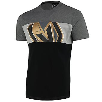 NHL Vegas Golden Knights Pannelled Shirt kol