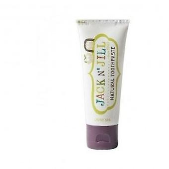 Jack N Jill - Natural Toothpaste - Blackcurrant