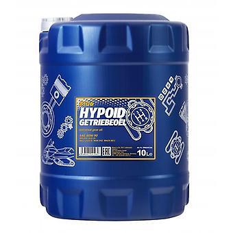 Mannol 10L Hypoid Gear Oil Getriebeoel 80W-90 GL4/GL5 MIL-L 2105 D MAN 342