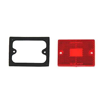 Optronics A-9R Replacement Lens/Gasket/Side