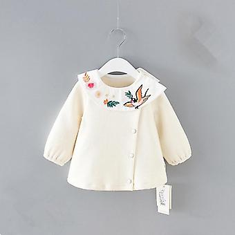 Ropa de bebé, bebé recién nacido, camisa de manga larga tops trajes