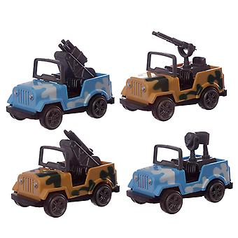 Fun Kids Military Car Toy X 1 Pack