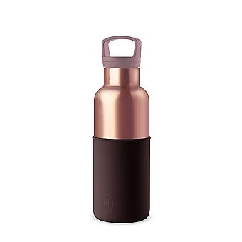 Gold Black Vacuum Thermal Flasks