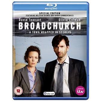 Broadchurch [Special Edition] [BLU-RAY] importation USA