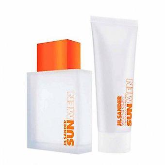 Jil Sander Sun Men Giftset Eau de toilette spray 75 ml + Allover Shampoo 75 ml