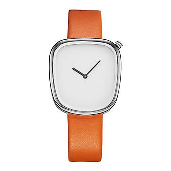 SINOBI 9705 Luxury Simple Design Leather Strap Fashion  women Quartz Wrist