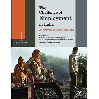 The Challenge of Employment in India: An Informal Economy Perspective: Report of the National Commission for Enterprises in the Unorganised Sector, Government of India