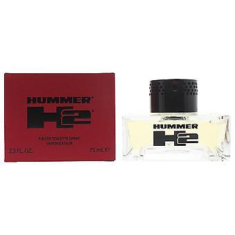 Hummer H2 Eau de Toilette 75ml Spray