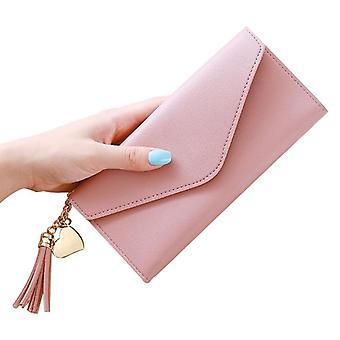Women's lyhyt kolikko kukkaro muoti lompakot / kortin haltija naisten hasp kytkin
