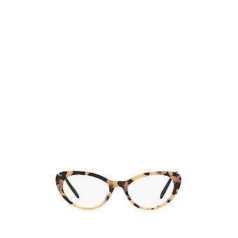 Miu Miu MU 05RV vaaleanpunainen havanna naisten silmälasit
