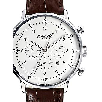 Mens Watch Ingersoll IN2816WH, Automatic, 44mm, 3ATM