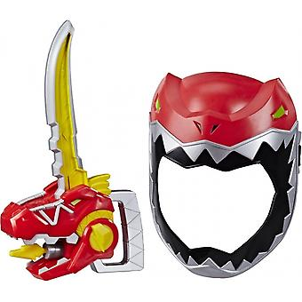 Mask With Sword Boys Red One Size