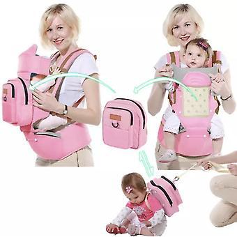 Multifunctional Baby Sling Ergonomic Backpack Carrier