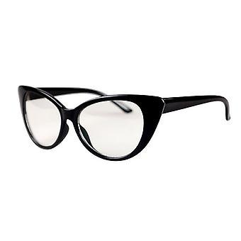 Frauen Transparente Brillen Marke Designer Vintage klare Brillen