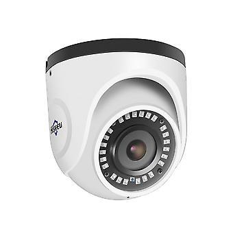 Hiseeu 4K POE IP Camera Audio 8MP Metal Case Waterproof Network Dome Security CCTV Camera IR H.265 O