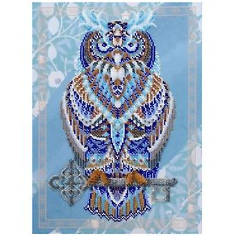 VDV Bead Embroidery Kit - Guardian of the House