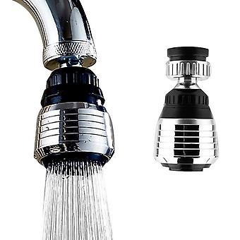 360° Rotatable Bent Water Saving Tap Aerator Diffuser Faucet Nozzle Filter