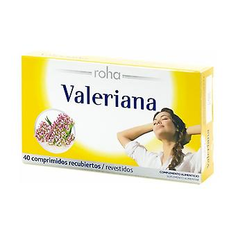 Roha Valeriana 40 tablets