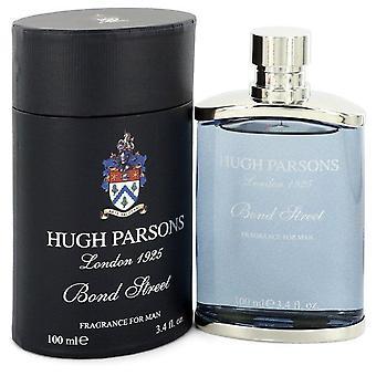 Hugh Parsons Bond Street Eau De Parfum Spray By Hugh Parsons 3.4 oz Eau De Parfum Spray