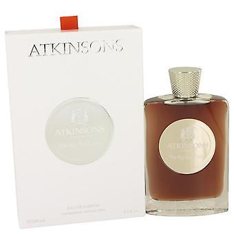 The Big Bad Cedar Eau De Parfum Spray (Unisex) By Atkinsons 3.3 oz Eau De Parfum Spray