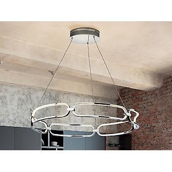 Schuller Colette - Integreret LED Vedhæng Light, Chrome