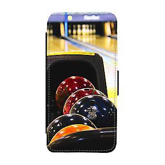 Bowling Samsung Galaxy S21 Plus Portemonnee Hoesje