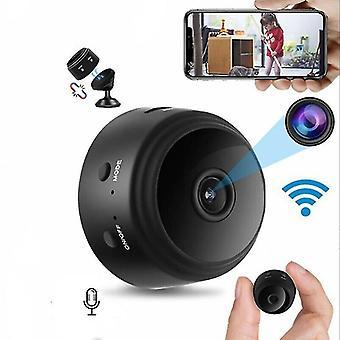 1080P Wireless WiFi Indoor/Outdoor HD MINI Magnetic IP Camera