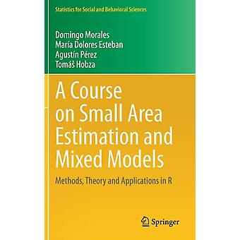 A Course on Small Area Estimation and Mixed Models by Domingo MoralesMaria Dolores EstebanAgustin PerezTomas Hobza