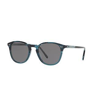 Oliver Peoples Forman L.A OV5414SU 167281 Teal Vsb/Grey Polarised Sunglasses