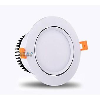 מנורת תקרת אור פחמן לד מעמעם (סט 3)