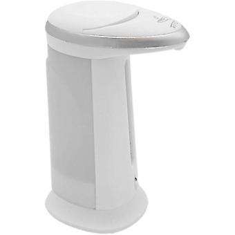 """חיישן מתקן סבון 330 מ""""ל 12.5 x 19 ס""""מ לבן"""