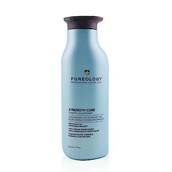 Pureology Strength Cure Shampoo (For Damaged, Color-Treated Hair) 266ml/9oz