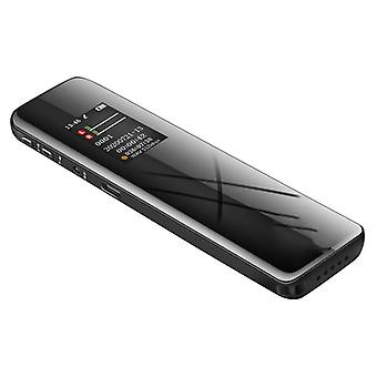 32GB 64G Voice Recorder 1536kbps MP3 Player