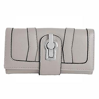 Monica Narducci 33225 Grey, Women's Wallet, Standard