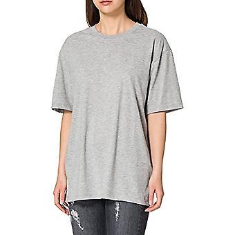 LTB Jeans Dikeza T-Shirt, Lt Grey Mel 217, XS Women